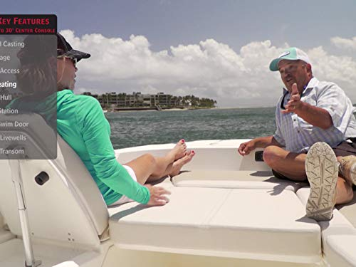 Canyon Bay 24H, Boston Whaler 270 Dauntless, Renaissance Prowler 42