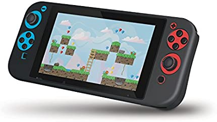 Amazon.com: dreamGEAR Essentials Bundle for Nintendo Switch – Comfort Grip, Screen Protector, Charge Cable, Car Charger: Video Games