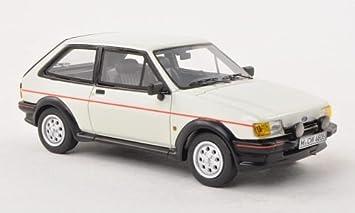 Ford Fiesta MKII XR2, blanco, 1984, Modelo de Auto, modello completo, Neo Limitado 300 1:43: Neo Limitado 300: Amazon.es: Juguetes y juegos