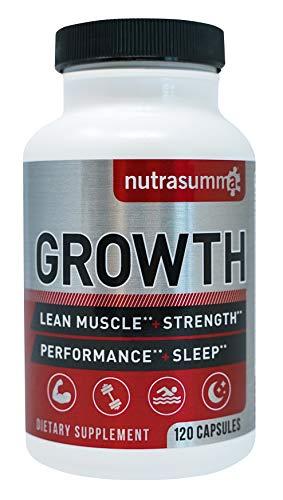 (Nutrasumma, Growth, 120 Capsules)