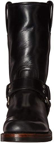 Frye Mens John Addison Sele Boot Svart