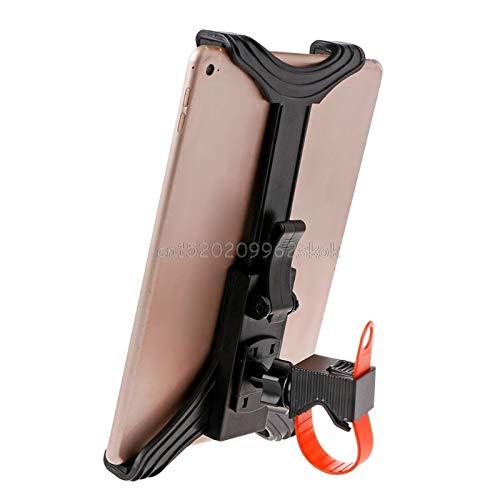 V2AMZ - 7-11 Adjustable Universal Microphone Stand Handlebar Tablet Mount Holder #H029# from V2AMZ