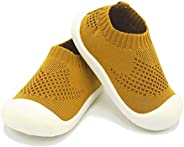 Zyernar Baby First-Walking Shoes Kid Shoes Toddler Infant Boys Girls Sneakers