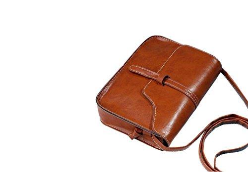 DESIGN FREUNDE Pochetta per trucchi, marrone (marrone) - 1257