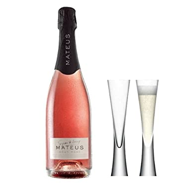 Gifts2Drink Mateus Rose Sparkling Wine Wedding Gift Set With Hand ...