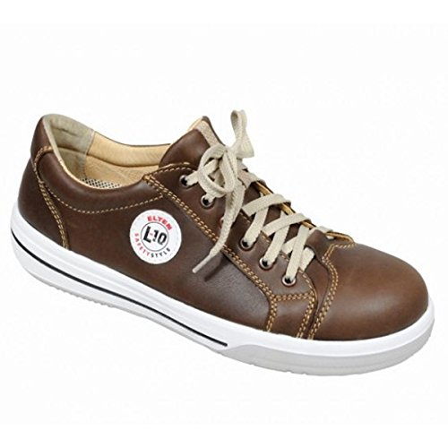 "Elten 72110-38 talla 38 S2 ""granate bajo"" zapatos de seguridad - multi-color"