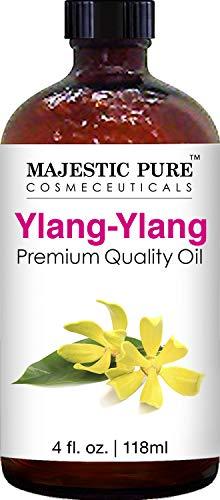 Majestic Pure Ylang Ylang Oil, Premium Quality, 4 fl. oz. ...