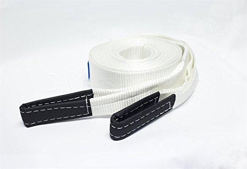 Cinghie tiranti da traino a strato singolo resistente 4/x 4/e fuoristrada DiversityWrap corda traino a cinghia per argani per 8 t