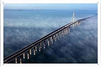 Amazon|青島膠州湾大橋6548のテ...