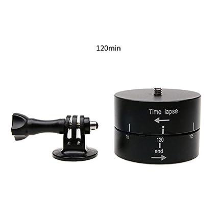 Time-Lapse - Cabezal de trípode para cámara réflex Digital GoPro ...