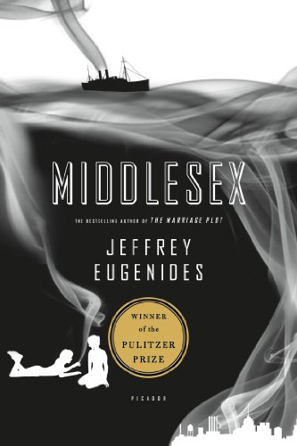 Middlesex: A Novel by [Eugenides, Jeffrey]