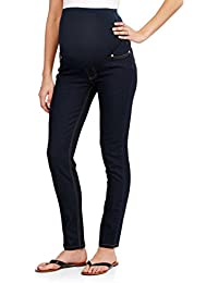 Maternity Over The Belly Super Soft Stretch Skinny Jeans