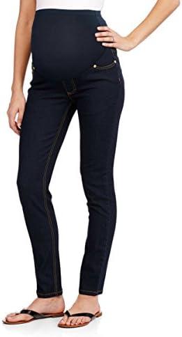 Rumor Has It Maternidad over el vientre Super Suave Stretch Skinny Jeans