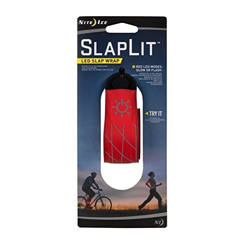 Slaplit Led Light Red