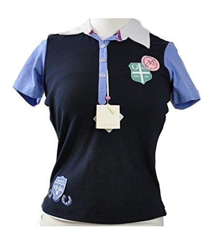 Musto - Polo - para mujer Azul azul marino 36: Amazon.es: Ropa y ...