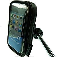 Waterproof iPhone 5 Motorcycle Crossbar Mount (sku 15116)