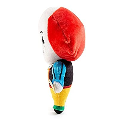 It Kidrobot Pennywise Classic Phunny 8 Inch Plush Figure: Toys & Games