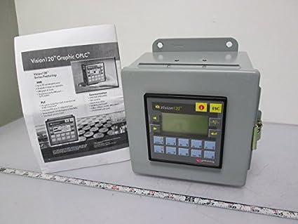 Unitronics V120-12-UN2 Vision 120 PLC HMI Interface 12