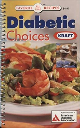 Kraft diabetic choices all time favorite recipes amazon books forumfinder