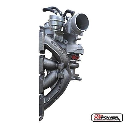 Amazon.com: XS-Power K04-064 AUDI S3, TT, A4, GTI, TFSI 2.0T 1.8T Seat Leon UPGRADED LARGER BILLET: Automotive