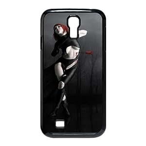 SamSung Galaxy S4 I9500 Gothic girl Phone Back Case Art Print Design Hard Shell Protection JK062682
