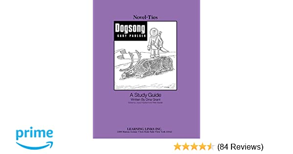 Dogsong (novel-tie): 9780767520911: gary paulsen: novel-tie.