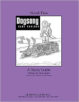 Dogsong, a study guide by it's a novel idea | teachers pay teachers.