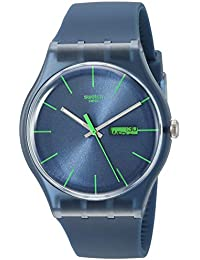 Relógio Swatch - Blue Rebel - SUON700