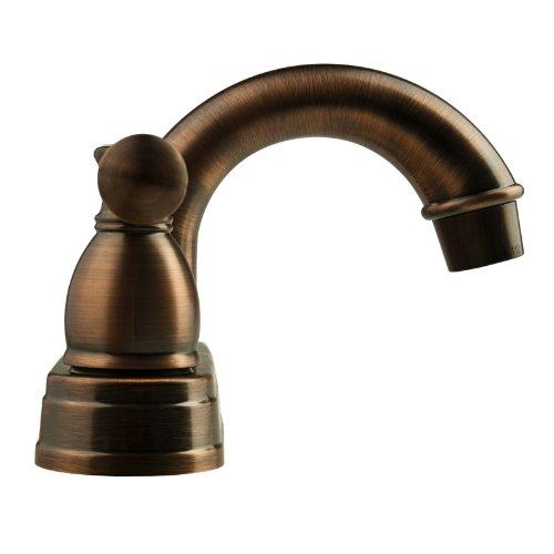 Dura Faucet Designer Two Handle Arc Spout Rv Lavatory