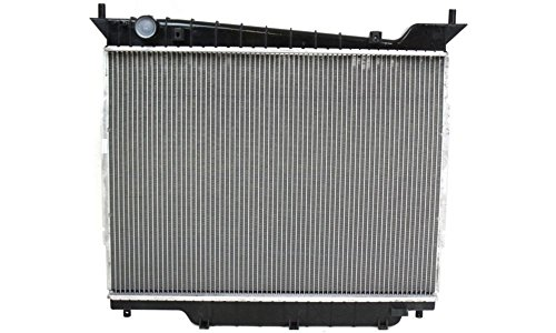 radiator the ford expedition - 4