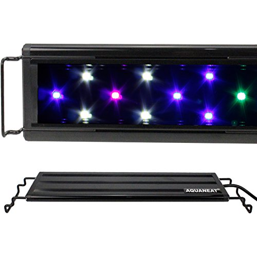 "AQUANEAT 36"" Aquarium Light Full Spectrum Fish Tank Light Multi-Color Marine FOWLR 0.5W"