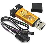 DEVMO ST-Link V2 Mini Metal Shell STM8 STM32 Emulator Downloader Programming Unit M267
