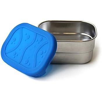Amazon Com Ecolunchbox Blue Water Bento Splash Pod Lunch