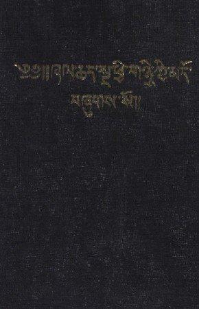 Tibetan (Ov) Bible pdf