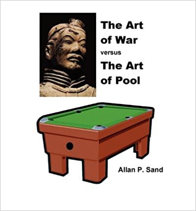 The Art of War Versus The Art of Pool (Paperback) - Common