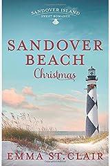 Sandover Beach Christmas (Sandover Island Sweet Romance) Paperback