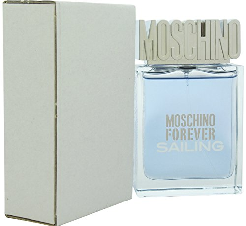 - MOSCHINO FOREVER SAILING by EDT SPRAY 3.4 OZ *TESTER