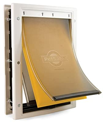 PetSafe Extreme Weather Door, White