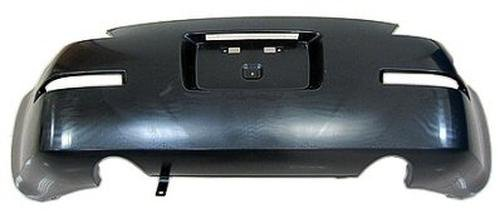 Nissan 350z Rear Bumper - CPP Primed Rear Bumper Cover Replacement for 2003-2009 Nissan 350Z
