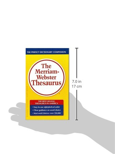 Buy the merriam-webster dictionary of synonyms and antonyms