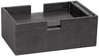 "Talboys 949115 Titer Plate Heat Block, 6"" Length x 3.75"" Width x 2.25"" Height, For Block Heaters"