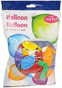 Ballons de Mod/élisation en Latex Arc en Ciel Color/é Anniversaire Mariage No/ël et D/écoration de F/ête Ballon Longs Gonflable pour DIY Animale Ballon de Baudruche 100 Pcs Ballons Magiques