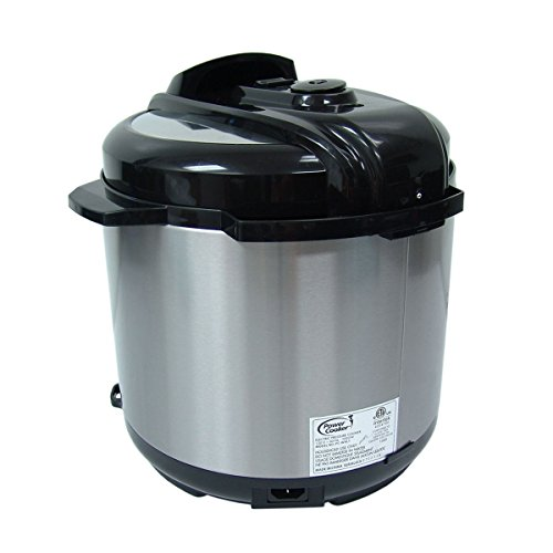 Power Cooker Digital Electric Pressure Cooker 6-Quart (Certified Refurbished) by Power Cooker (Image #4)