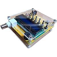 Funny DIY Expert 12V MR100 Digital Shortwave Antenna Analyzer Meter Tester 1-60M For Ham Radio Q9
