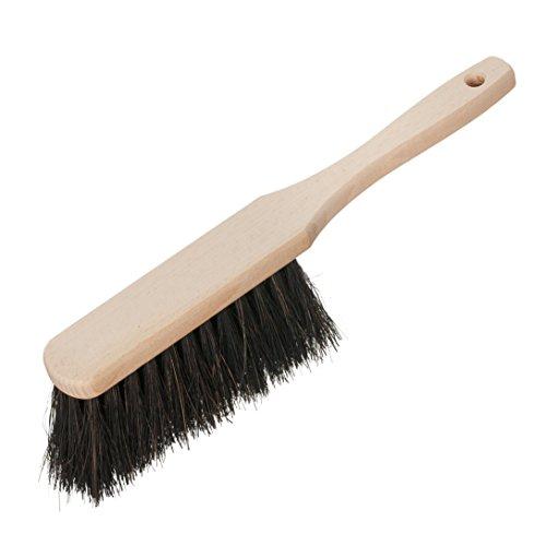 Redecker Arenga Fiber Hand Brush with Untreated Beechwood Handle, 11-Inches