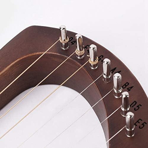 JVSISM Lyre Harp String Lyre String Small Harp Strings Accessories Musical Instrument Laiyaqin