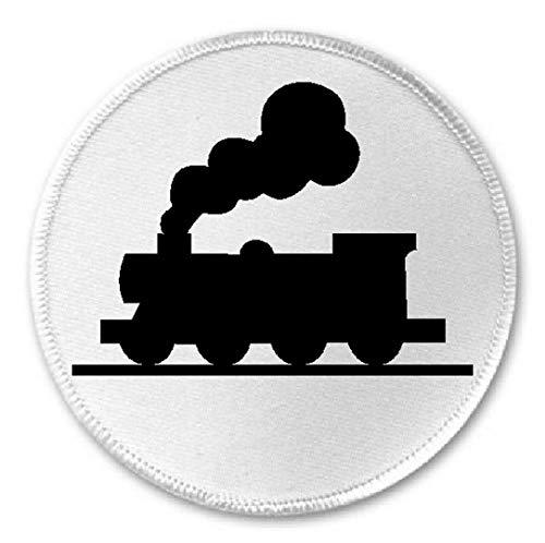(Train Silhouette - 3