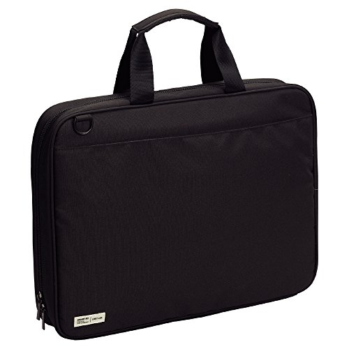 Lihit Lab., Inc. carrying bag smart fit A7581-24 black B4
