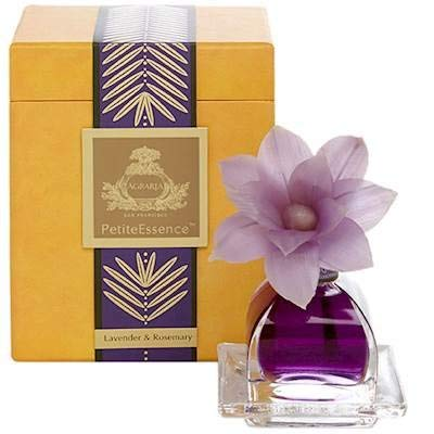 Lavender & Rosemary Flower Petitte Essence Reed Diffuser by Agraria San Francisco (Image #1)