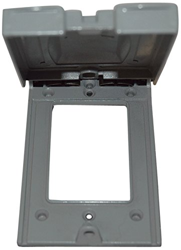 Topaz Electric WC1V12 10 in 1 Vertical / Horizontal Cover